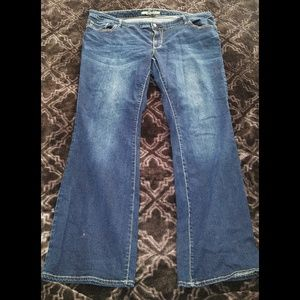 Old Navy Boot Cut Rockstar Jeans